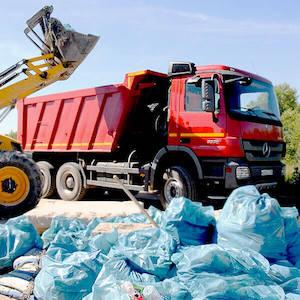 услуги вывоза мусора